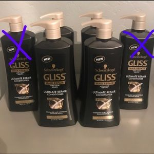 1 Schwarzkopf gloss conditioner